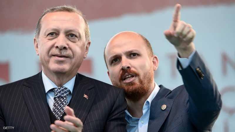Erdogan prohibió el arresto de su hijo en el contexto de los cargos de corrupción