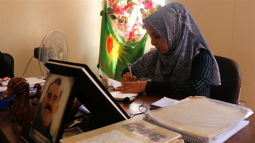 Mujeres en al-Shadadi entre ayer y hoy
