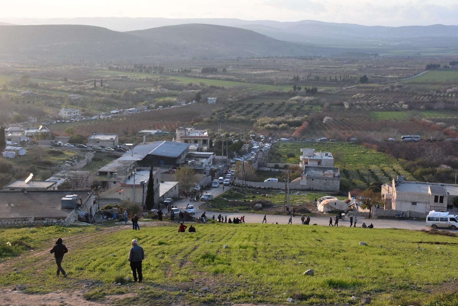 Con firmeza y organización, dibujan el mapa de la liberación de Afrin -4