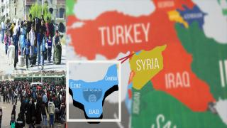 Colonias turcas en Siria para repetir la experiencia de Iskenderun Banner… 2