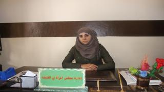 Proyecto en al-Tabqa para apoyar la independencia económica de las mujeres finalizando