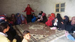 La formación de las comunas continúa en al-Raqqa