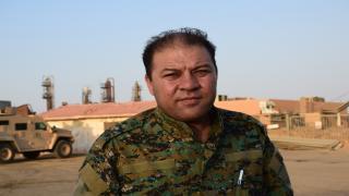 Mustafa Bali: nuestras unidades especiales se mueven con cautela para salvar a civiles en Hajin