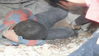 La barbarie de ocupación turca en Afrin-3