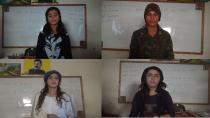 Jóvenes de Tel-Rifat: la libertad de Ocalan es nuestra causa fundamental