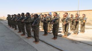 SDF transformó el equilibrio militar y cumplió el sueño de la gente