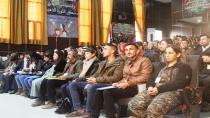 La resistencia de Palestina y Leyla Guven encabezó la conferencia