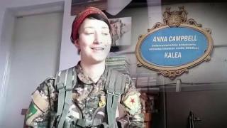 Transcurrido un año del martirio de Anna Campbell, su cadáver sigue en manos de la ocupación turcas