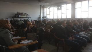Directores de escuela en Manbij reciben un curso de capacitación