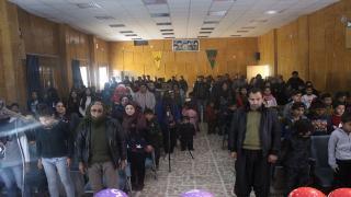 La gente de Tirbespiyê celebró Newroz