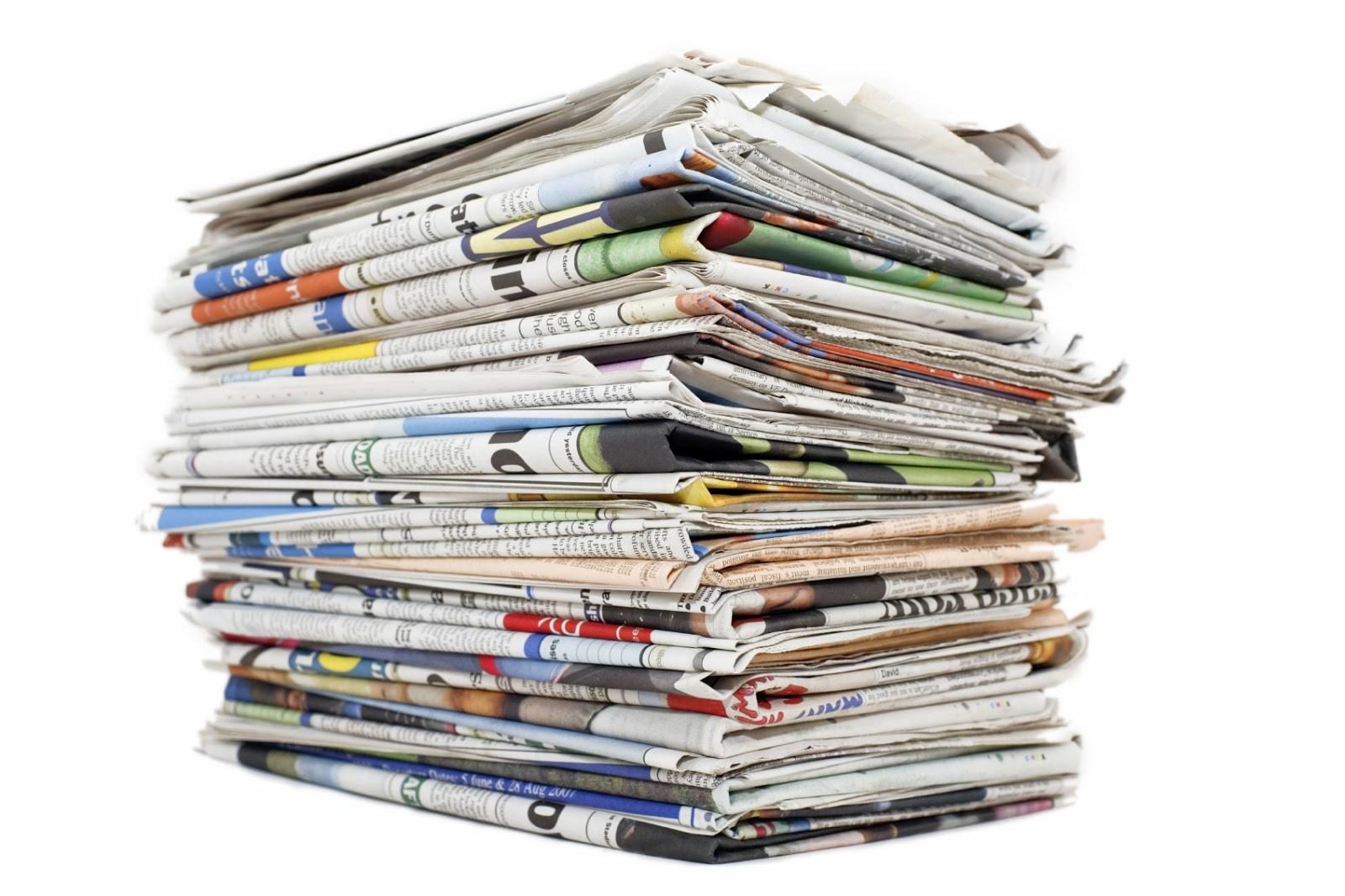 Mijarên sereke yên rojnameyên erebî yên îro