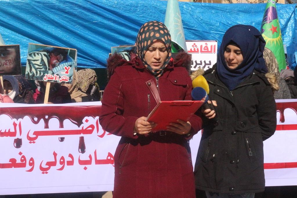Jinên Tebqayê: Efrîn sembola berxwedan û serhilandê ye