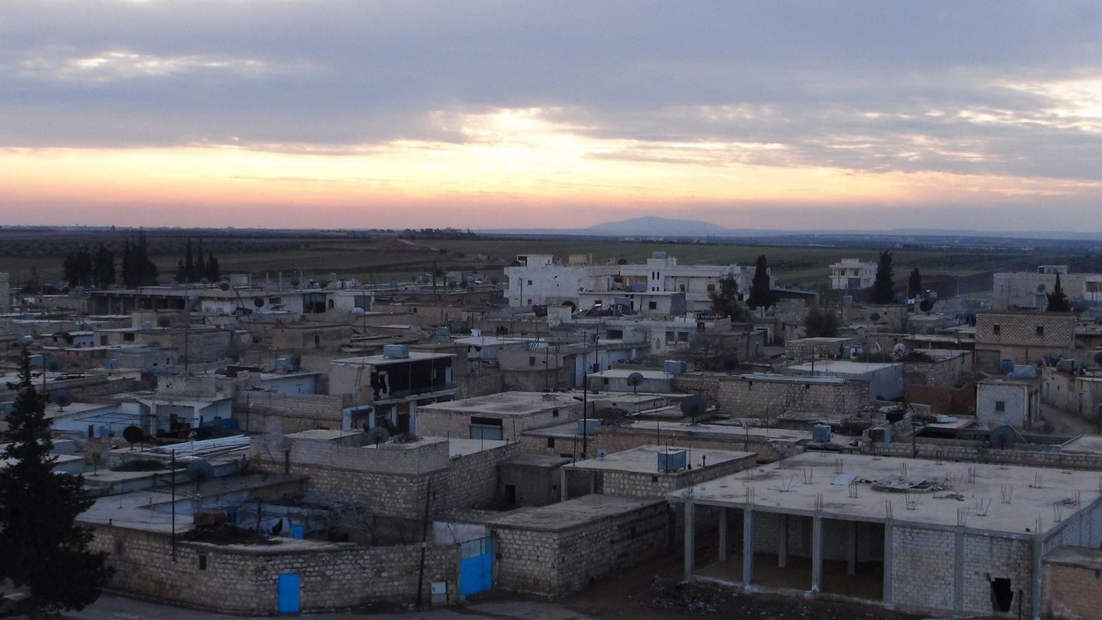 Bajaroka Ihris qenciya Efrînê vedigerîne