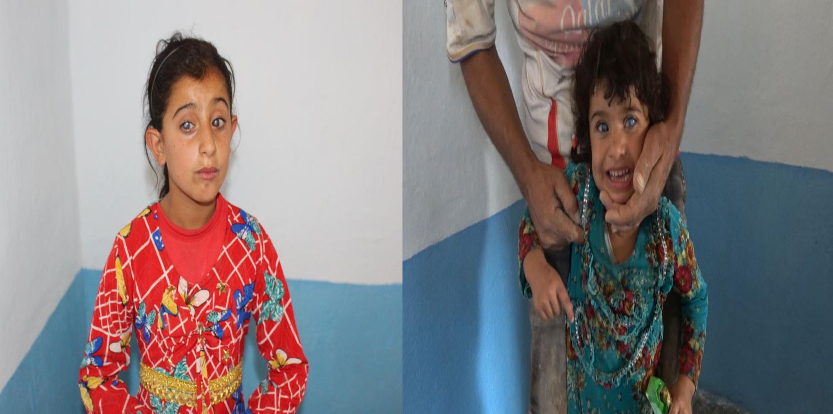 2 zarokên qurbaniyên zewaca xizman