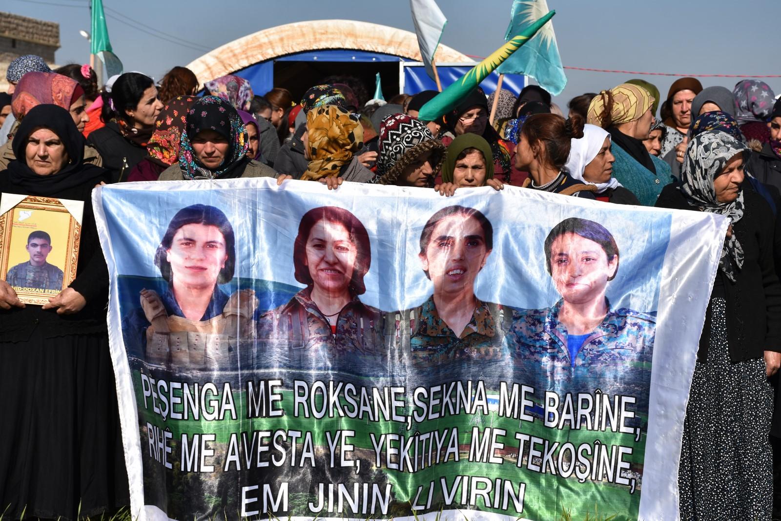 'Jinan bi berxwedana xwe tirs xist dilê dagirkeriya Tirkiyê'