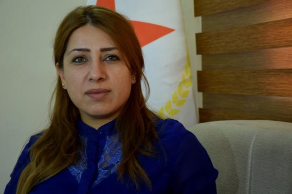 Sema Bekdaş: Me li ser Lêvegera Bilind a Kurd li hev kir