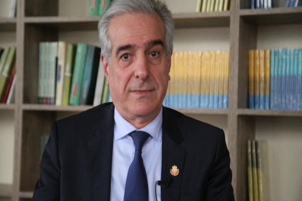 Hevserokê KNK'ê: KNK amade ye di navbera hêzên Kurd de navbeynkariyê bike