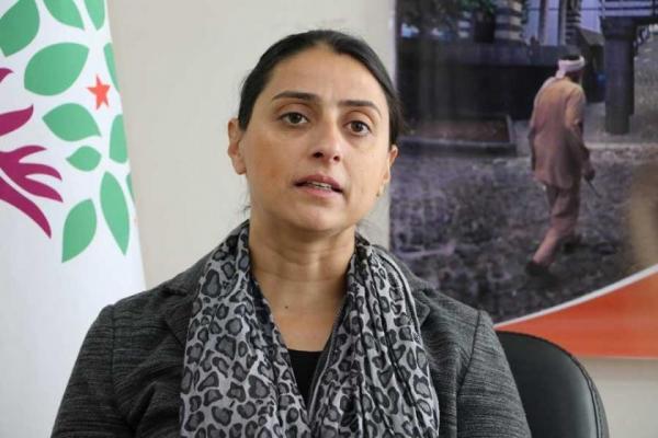 Feleknaz Uca: Şerê li dijî HDP'ê şerê li dijî Kurdan û neteweya demokratîk e