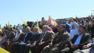 Newroza Tirbespiyê didome