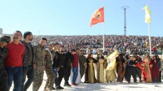 Pîrozbahiyên Newrozê li Kobanê bi dawî bûn