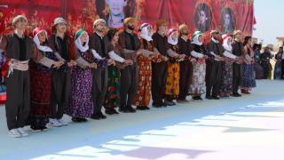 Xelkên Reqa, Tebqa û Dêrazor Newroz pîroz kirin