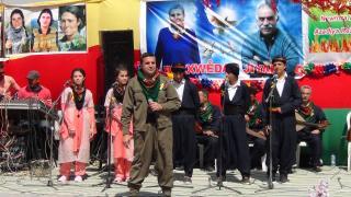Li Şamê şahiya Newrozê