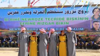 Şêniyên Babê Newroz pîroz kirin