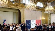 Lûtkeya G7'an îro li Fransayê li dar dikeve