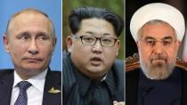 Rûsya, Koreya Bakur û Îranê moşekên nû ceribandin