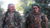 Di çeperên pêşîn ên Berxwedana Rûmetê de malbateke Ermenî