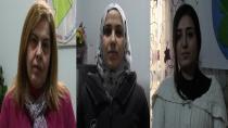 Siyasetmedarên jin: Armanca Tirkiyê koçberkirina gelên ku DAIŞ`ê tune kirin e