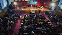 Hunermend Mizgîn Tahir bi konsertekê berxwedana Rojava silav kir