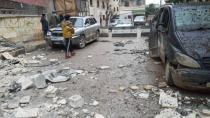HRE'yê li navenda Efrînê li çeteyan da: 2 kuştî, 4 birîndar
