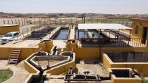 Şaredariya Minsûrayê stasyona sererastkirina kanalîzasyonê xist xizmetê