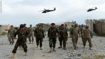 DYA ji 5 baregehên li Efxanistanê vekişiya