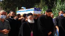 Şêniyên Dêrikê cenazeyê şehîd Elaa Abdulehed spart axê