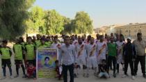 Li Reqayê turnuveya futbolê