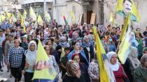 Li Şêxmeqsûd mamoste li dijî tecrîda ser Ocalan meşiyan
