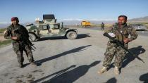 Efganistanê kuştina fermandarekî polîsan û 4 endamên Talîbanê ragihand