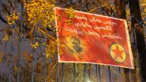 Ciwanan li ber konsolxaneya dewleta Tirk salvegera PKK'ê pîroz kir