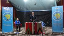 Helbestvan Yûsif Berazî li Dêrikê hate bibîranîn