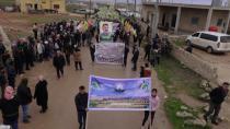 Li Şehbayê dagirekeriya dewleta Tirk a li Efrînê hate şermezarkirin