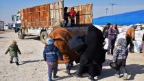 Koçberên ji Minbicê ji kampa Holê derketin