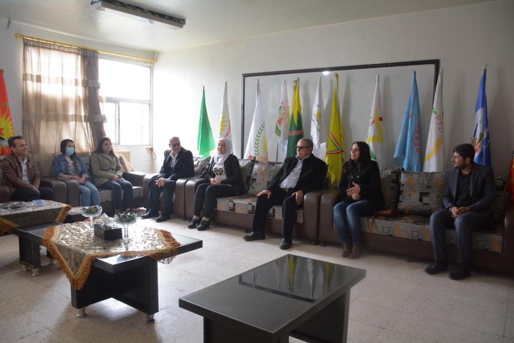 Курдский народ и история не простят тех, кто саботировал инициативу Национального конгресса Курдистана (KNK)