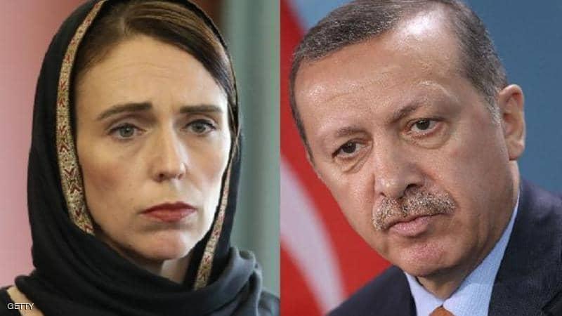 Новая Зеландия ответит на заявления Эрдогана в Турции