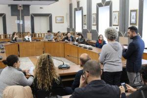 Делегация представителей Муниципалитетов Северо-Восточной Сирии – в Италии