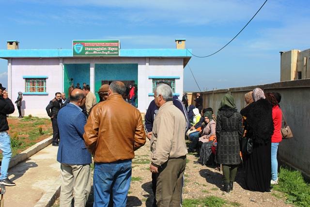 В деревне Атшан открыт Центр Здравоохранения