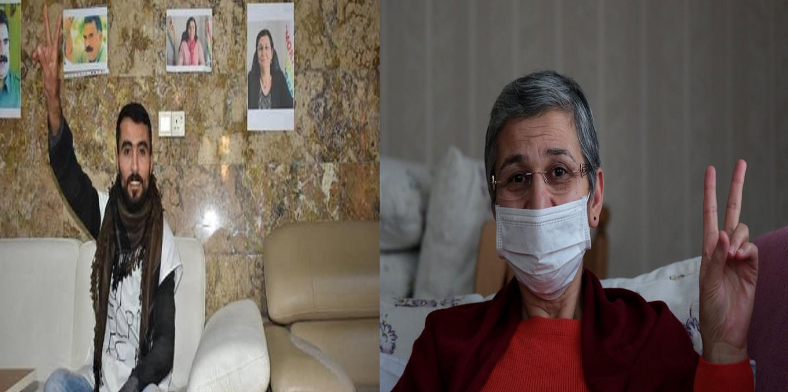 135 день голодовки Лейлы Гувен и 122 – Насера Ягыза