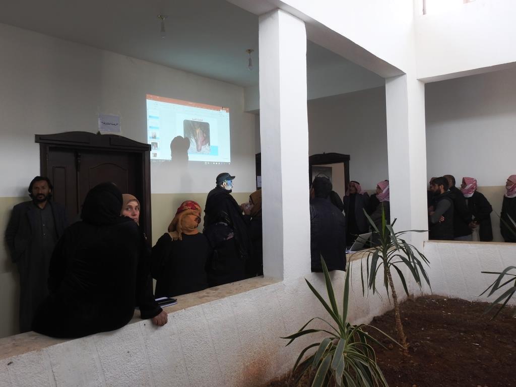 В Ракке прошёл семинар для земледельцев и животноводов региона