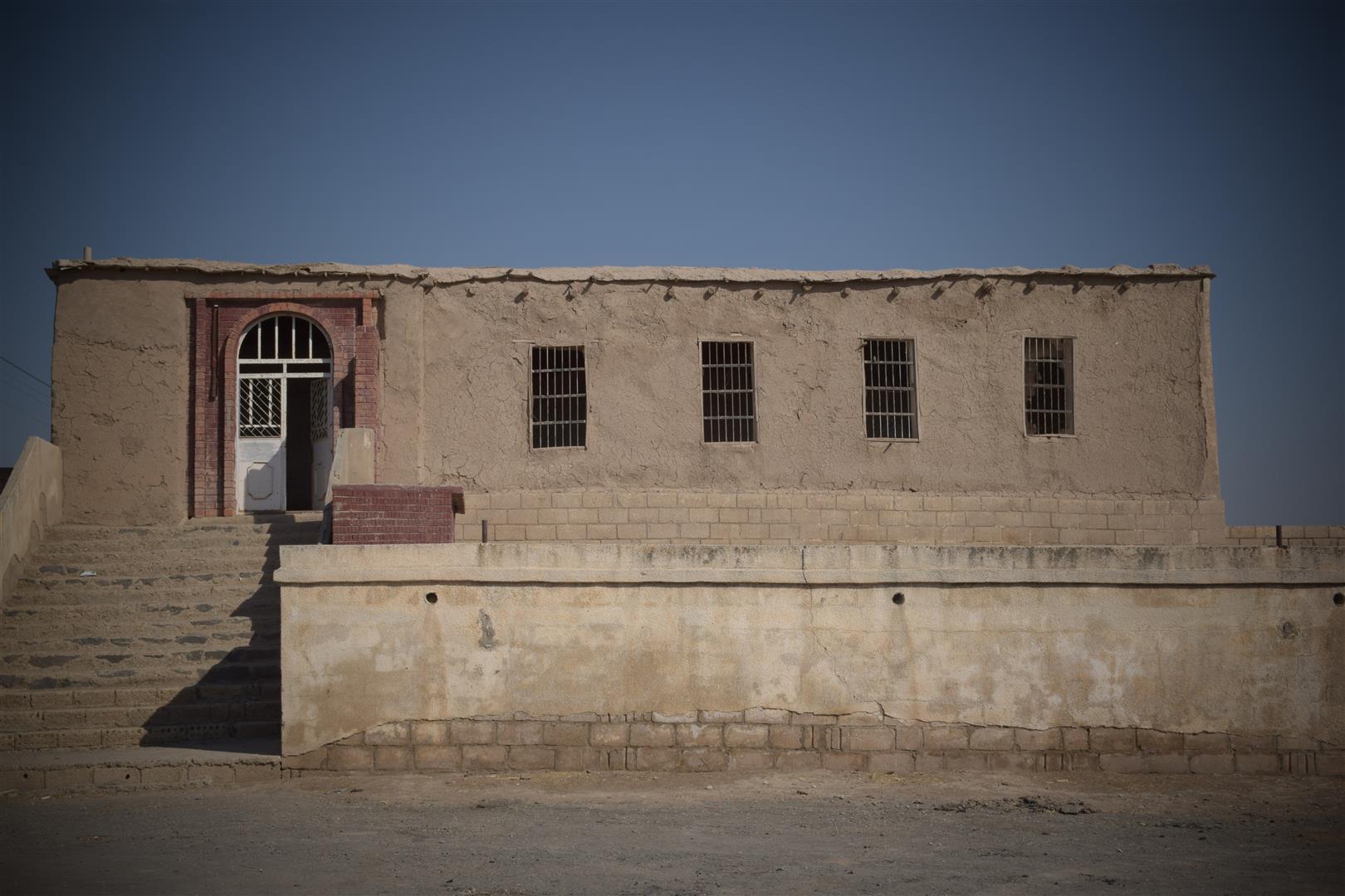 150-летний деревенский гостевой дом все еще стоит